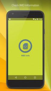 اسکرین شات برنامه IMEI Info (Dual SIM Supported) 1