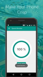 اسکرین شات برنامه Speed Booster 4