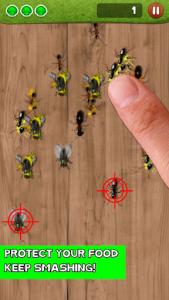 اسکرین شات بازی Ant Smasher 3