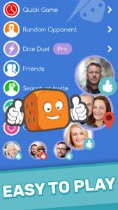 اسکرین شات بازی Dice Clubs - Social Dice Poker 3