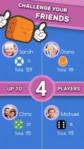 اسکرین شات بازی Dice Clubs - Social Dice Poker 2
