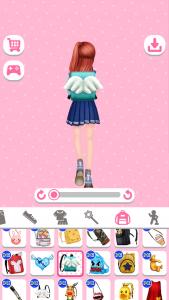 اسکرین شات بازی Styledoll - 3D Avatar maker 4