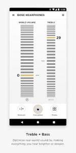 اسکرین شات برنامه Bose Hear - only for Bose® Hearphones™ 3