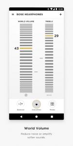 اسکرین شات برنامه Bose Hear - only for Bose® Hearphones™ 1