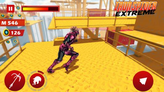 اسکرین شات بازی Iron Spider Extreme 3