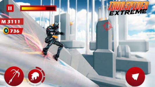 اسکرین شات بازی Iron Spider Extreme 4