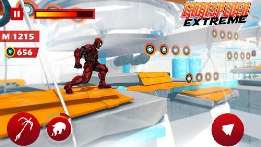 اسکرین شات بازی Iron Spider Extreme 5