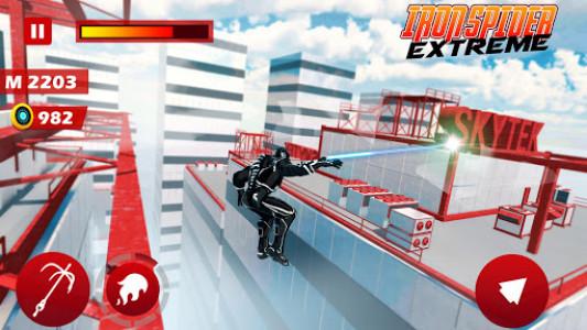 اسکرین شات بازی Iron Spider Extreme 6