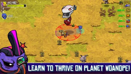 اسکرین شات بازی Crashlands 5