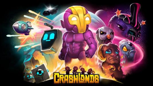 اسکرین شات بازی Crashlands 1