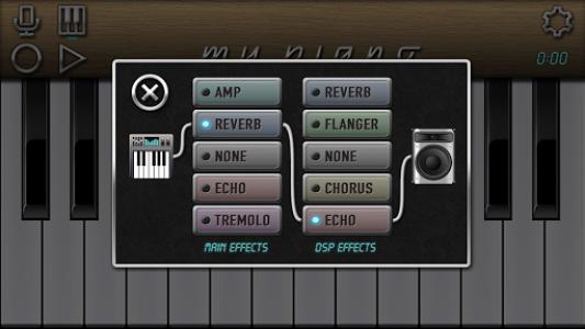 اسکرین شات برنامه My Piano - Record & Play 5