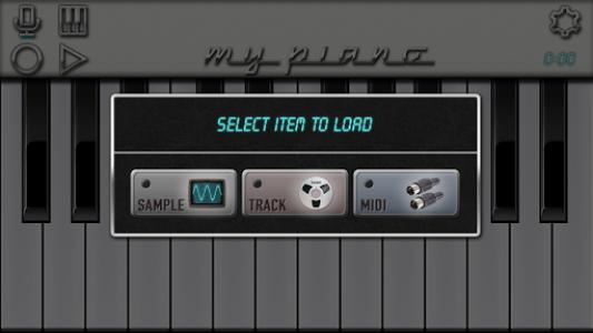 اسکرین شات برنامه My Piano - Record & Play 8
