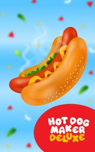 اسکرین شات بازی Cooking Game - Hot Dog Deluxe 7