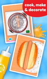 اسکرین شات بازی Cooking Game - Hot Dog Deluxe 4