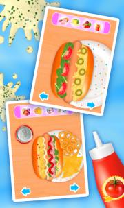 اسکرین شات بازی Cooking Game - Hot Dog Deluxe 5
