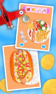 اسکرین شات بازی Cooking Game - Hot Dog Deluxe 6