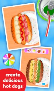 اسکرین شات بازی Cooking Game - Hot Dog Deluxe 3