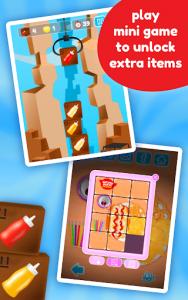 اسکرین شات بازی Cooking Game - Hot Dog Deluxe 8