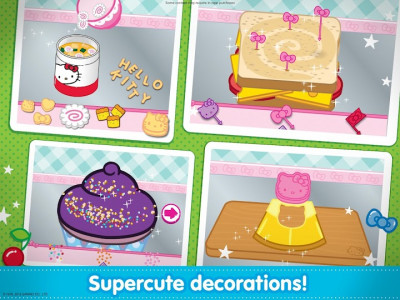 اسکرین شات بازی Hello Kitty Lunchbox 8