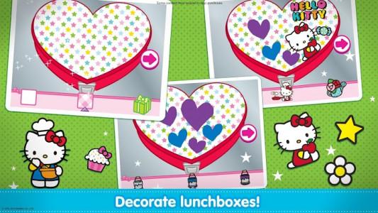 اسکرین شات بازی Hello Kitty Lunchbox 4