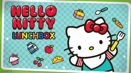 اسکرین شات بازی Hello Kitty Lunchbox 1