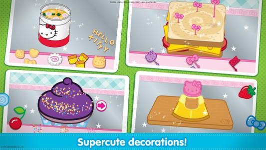 اسکرین شات بازی Hello Kitty Lunchbox 3