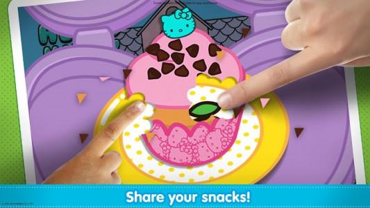 اسکرین شات بازی Hello Kitty Lunchbox 5