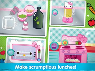 اسکرین شات بازی Hello Kitty Lunchbox 7