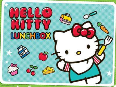 اسکرین شات بازی Hello Kitty Lunchbox 6