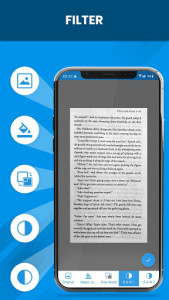 اسکرین شات برنامه Document Scanner - Free PDF Creator & OCR Scanner 6