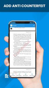 اسکرین شات برنامه Document Scanner - Free PDF Creator & OCR Scanner 7