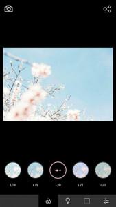 اسکرین شات برنامه Analog Film Pink Camera-Palette,Photo editor,Paris 1