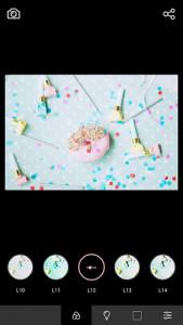 اسکرین شات برنامه Analog Film Pink Camera-Palette,Photo editor,Paris 2