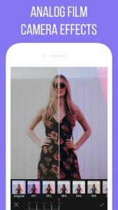 اسکرین شات برنامه Camly photo editor & collages 3