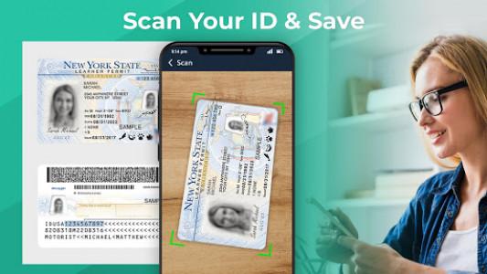اسکرین شات برنامه Fast Document Scanner: PDF Scanner Doc Scanner Pro 1
