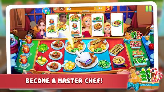 اسکرین شات بازی Cooking Crazy: Restaurant Chef Master 2