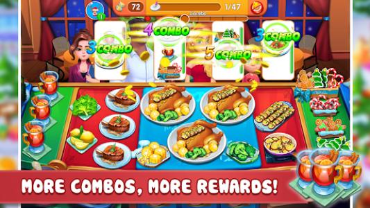 اسکرین شات بازی Cooking Crazy: Restaurant Chef Master 3