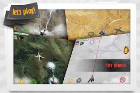 اسکرین شات بازی جنگنده ها 2