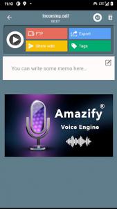 اسکرین شات برنامه Call Recorder ACR: Record voice clearly, Backup 3