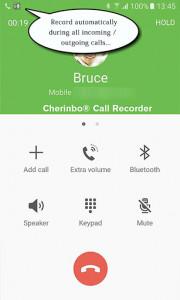 اسکرین شات برنامه Call Recorder ACR: Record voice clearly, Backup 1