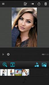 اسکرین شات برنامه کلیپ ساز (ترکیب عکس و آهنگ) 2
