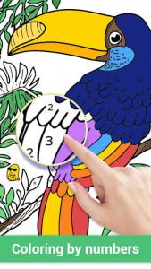 اسکرین شات بازی Color.ly - Number Draw, Color by Number 3