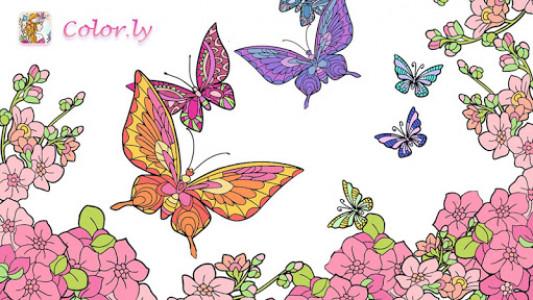 اسکرین شات بازی Color.ly - Number Draw, Color by Number 7