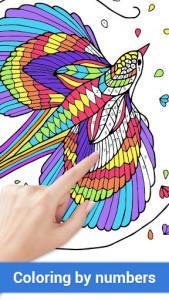 اسکرین شات بازی Color.ly - Number Draw, Color by Number 1