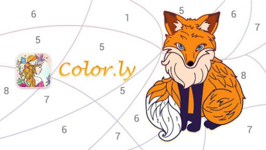 اسکرین شات بازی Color.ly - Number Draw, Color by Number 8