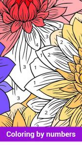 اسکرین شات بازی Color.ly - Number Draw, Color by Number 4