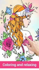 اسکرین شات بازی Color.ly - Number Draw, Color by Number 2