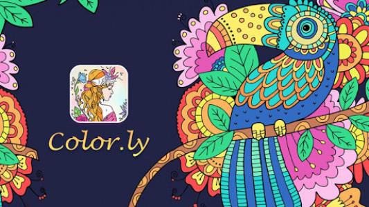 اسکرین شات بازی Color.ly - Number Draw, Color by Number 6