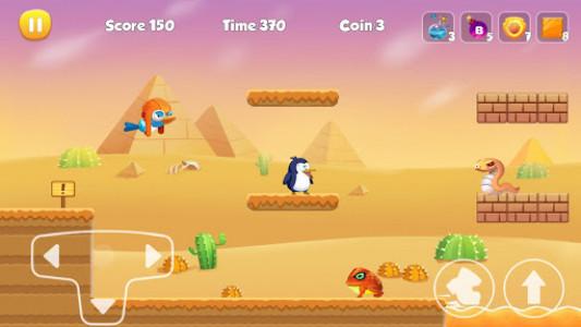اسکرین شات بازی Penguin Run 6