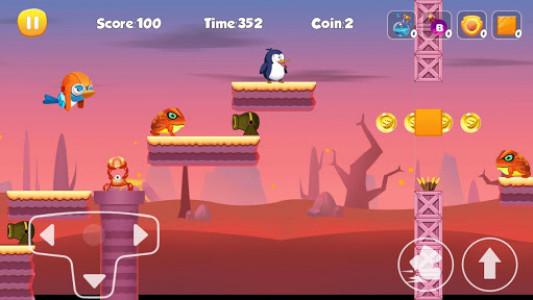 اسکرین شات بازی Penguin Run 7